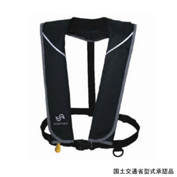 Takashina(高階救命器具) Blue storm インフレータブルライフジャケット(手動膨脹式) BSJ-2300(MK5) インフレータブル(手動膨張)