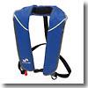 Blue Stormインフレータブルライフジャケット(自動膨脹式) フリー ブルー