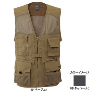 ミズノ(MIZUNO) バックメッシュベスト Men's 73VF302