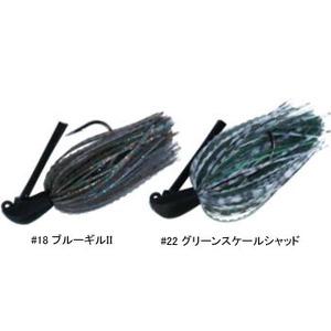 ティムコ(TIEMCO) PDLパワーグライドジグ 1/2oz #22 グリーンスケールシャッド 300110705022
