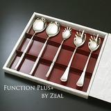 ZEAL(ジール)【調理器具】 FUNCTIONプラス カトラリーセット