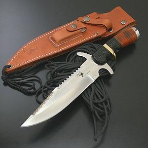TSUGE(柘植) アタックサバイバル TS-1 シースナイフ
