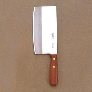 正広 中華包丁(ステン) TS-101 175mm 40871
