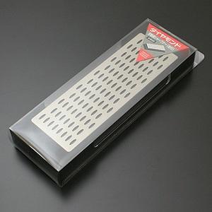 ノーブランド ダイヤモンド 台付シャープナー GL014