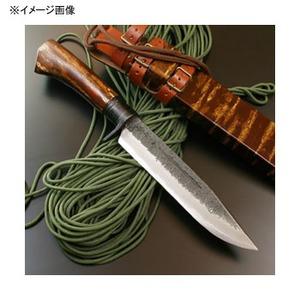 関兼常 関伝古式 和鉄製錬狩猟匠桜巻・両刃 CW-1 和風刃物