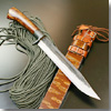 関伝古式 和鉄製錬狩猟匠桜巻・両刃