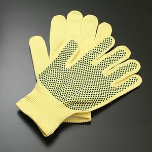TSUGE(柘植) スーパー・ハイゲージ防護手袋(ケブラー90%使用) KS-70 アウターグローブ(アウトドア)
