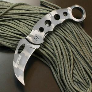 Smith&Wesson(スミス&ウェッソン) エクストリームOPS カランビットカモ CK32C SW-27 フォールディングナイフ