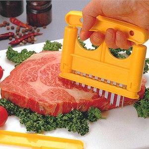 アウトドア&フィッシング ナチュラムノーブランド ミートソフター 肉の筋切器