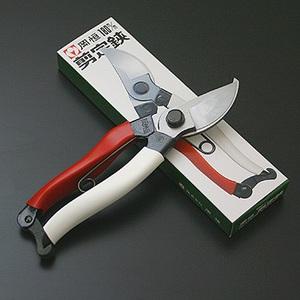 岡恒(okatsune) ユニーク剪定鋏 180mm 101 剪定バサミ・刈り込みバリカン