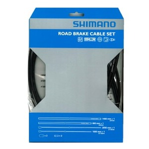 シマノ(SHIMANO/サイクル) PTFE ロード用ブレーキケーブルセット Y-80098011
