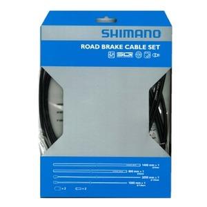シマノ(SHIMANO/サイクル) PTFE ロード用ブレーキケーブルセット Y-80098011 ブレーキ関連