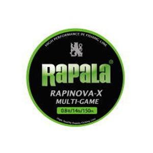 Rapala(ラパラ)ラピノヴァ・エックス マルチゲーム 150m