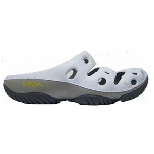 <ナチュラム> 送料無料 KEEN(キーン) YOGUI ARTS(ヨギ アーツ) Men's 7/25.0cm Hawaii Flower silver 1002037