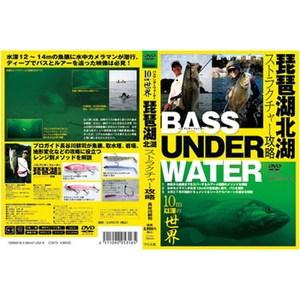 つり人社 琵琶湖北湖BASS UNDER WATER 渓流・湖沼全般DVD(ビデオ)
