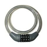 SAAB(サーブ) ダイヤル式ワイヤー錠JC-001W 10034 鍵・ロック