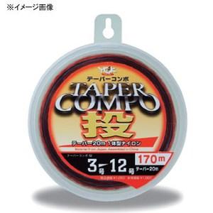 YGKよつあみ テーパーコンポ投 220m