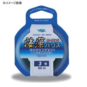 YGKよつあみ 海藻ハリス 50m 0.6号 グリーン