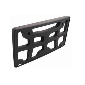カーメイト(CAR MATE) LUXIS ナンバーベース R2000 ブラック LS366