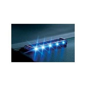 カーメイト(CAR MATE) ナイトシグナル フラットロング ブルー SQ87