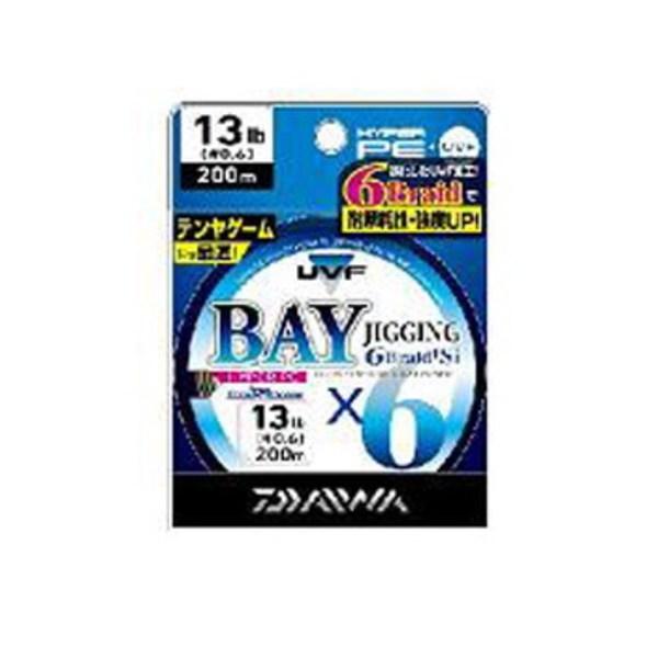 ダイワ(Daiwa) UVF ベイジギングセンサー6+Si 04625881 ジギング用PEライン