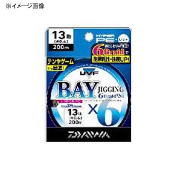 ダイワ(Daiwa) UVF ベイジギングセンサー6+Si 04625883 ジギング用PEライン