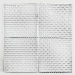 ロゴス(LOGOS) ピラミッドグリルXL用焼き網(二つ折りモデル) 81064011 網、鉄板