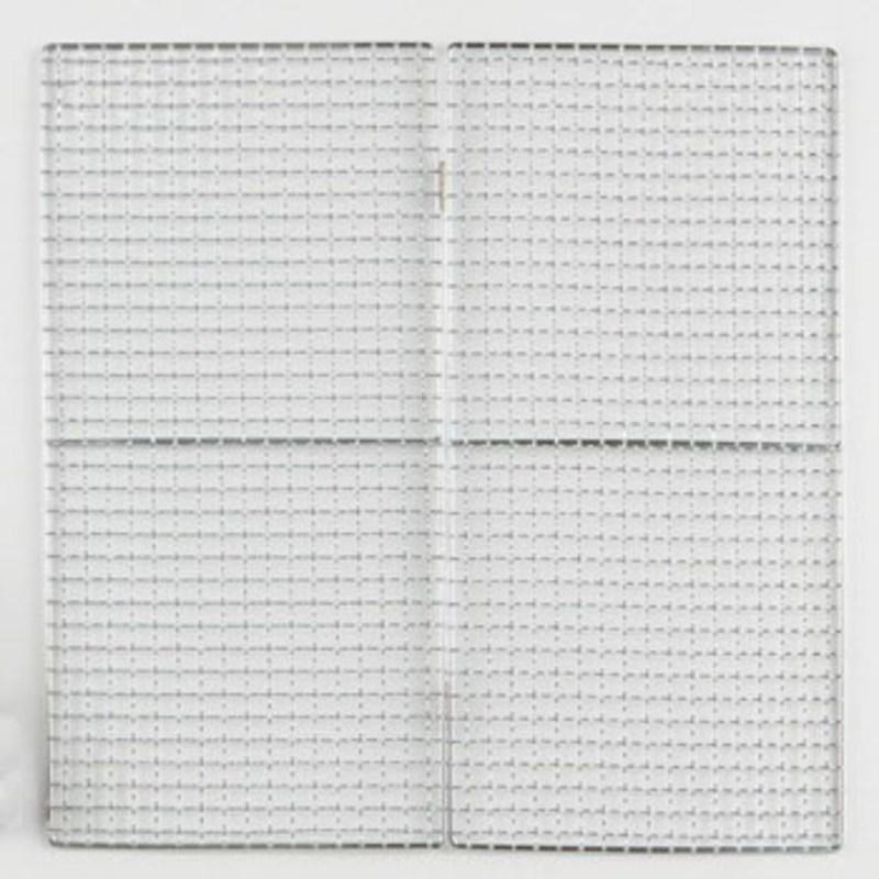 ロゴス(LOGOS) ピラミッドグリルXL用焼き網(二つ折りモデル) 81064011