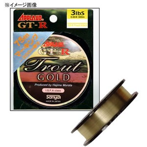 サンヨーナイロン APPLAUD GT-R TROUT GOLD 300m