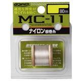 オーナー針 ナイロン根巻糸 MC-11 81032 鮎・渓流仕掛け
