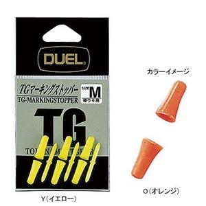 デュエル(DUEL) TGマーカーラバー S O(オレンジ) H735-O