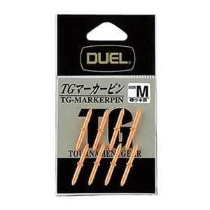 デュエル(DUEL) TGマーカーピン M O(オレンジ) H2512-O