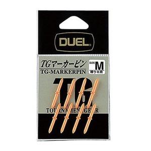 デュエル(DUEL) TGマーカーピン S O(オレンジ) H2511-O