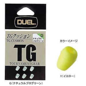デュエル(DUEL) TGクッション H741-Y ウキ止め、シモリ、クッション