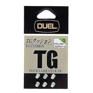 デュエル(DUEL) TGクッション H741-G ウキ止め、シモリ、クッション