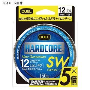 デュエル(DUEL) ハードコア SW 150m 1.5号 SB(シャインブルー) H3174-SB