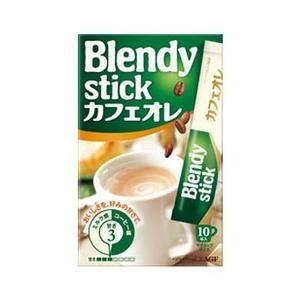7%OFF <ナチュラム> Blendy(ブレンディ) スティック カフェオレ 43609画像