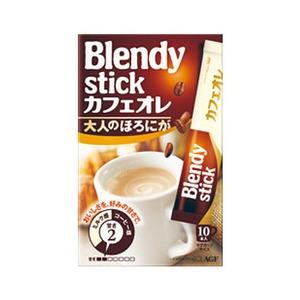 7%OFF <ナチュラム> Blendy(ブレンディ) スティック カフェオレ 大人のほろにが 99334画像