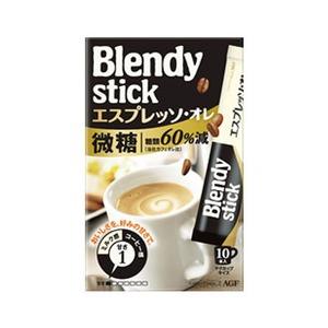 Blendy(ブレンディ) スティック エスプレッソ・オレ微糖 07237 カフェオレ