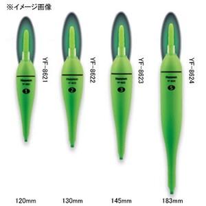 ハピソン(Hapyson) 緑色発光ラバートップミニウキ YF-8623