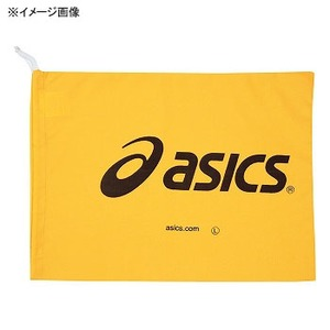 アシックス(asics) シューズ用布袋 (asicsプリント入り) LL 04(イエロー) TZS990