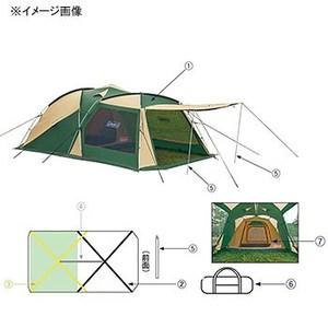 Coleman(コールマン) 【パーツ】 170T14005J No.5 キャノピーポール グリーン