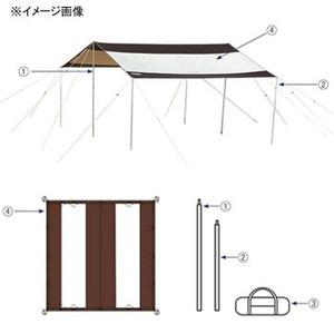 Coleman(コールマン)【パーツ】 170T15857J No.4 タープスキン