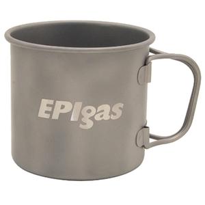 EPI(イーピーアイ) シングルチタンマグ T-8103 チタン製マグカップ