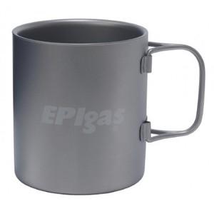 EPI(イーピーアイ)ダブルウォールチタンマグ