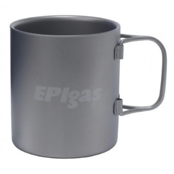 EPI(イーピーアイ) ダブルウォールチタンマグ T-8104 チタン製マグカップ