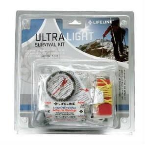 LIFELINE FIRSTAID(ライフライン ファーストエイド) ウルトラライトサバイバルキット LF-0071 防災用品セット