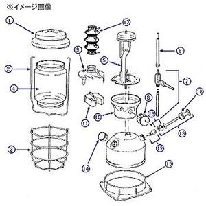 Coleman(コールマン)【パーツ】 No.11 自動点火装置