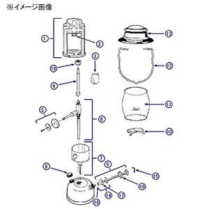 Coleman(コールマン)【パーツ】 No.12 Bail Handdle ベイルハンドル