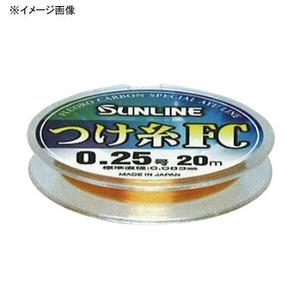 サンライン(SUNLINE) つけ糸FC 20m 60112658 鮎仕掛糸・その他